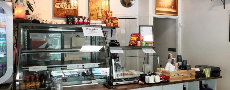 Myydään pieni Kahvila Helsingissä